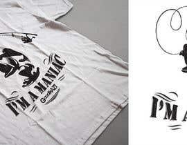 #19 untuk Fishing T Shirt oleh nidzarbahari