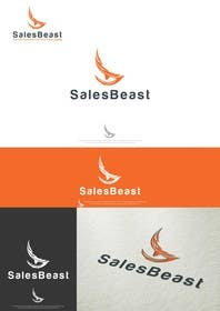 mohammedkh5 tarafından Design a Logo for SalesBeast.com için no 84