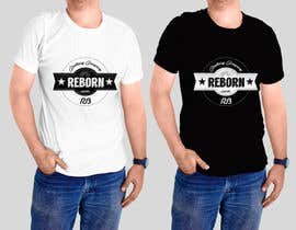 #50 untuk Design new 3 t-shirts for Reborn Clothing Co. oleh sandrasreckovic