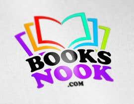 #29 untuk Design a Logo for BookNook oleh achakzai76