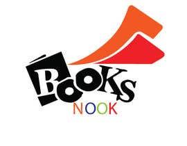 #31 untuk Design a Logo for BookNook oleh see7designz