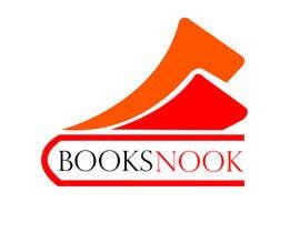 #7 untuk Design a Logo for BookNook oleh IrinaIsk