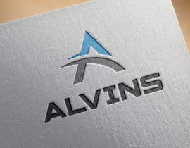 #57 for Design en logo for  ALVINS af Pierro52