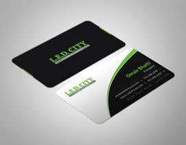 #62 for LED LIGHTING Business card Opportunity by ashanurzaman