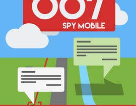 #55 for Logo design for spy mobile app af DysaniaMDZ