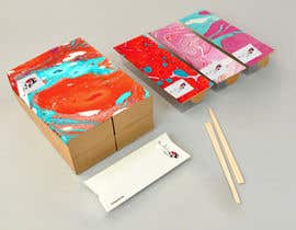 #14 untuk Design Package for a Sushi Fast Food service!!!!!!!! oleh carlottag