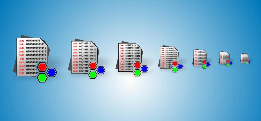 #10 for Design some Icons for a hex editor application by ApexDesignsInc