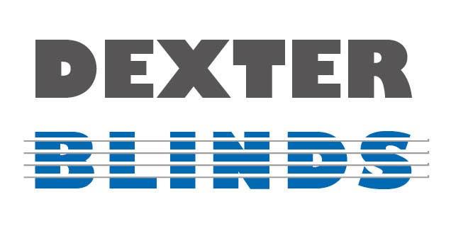 Penyertaan Peraduan #37 untuk Design a Logo for DEXTERBLINDS