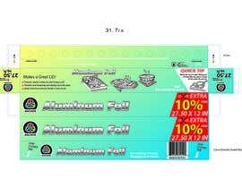 #12 untuk Create Print and Packaging Designs for ALUMINUM FOIL PACKAGE oleh hammad143
