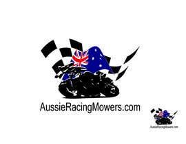 #4 untuk Design a Logo for AussieRacingMowers.com oleh vesnarankovic63