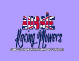 #6 untuk Design a Logo for AussieRacingMowers.com oleh LovePhantom