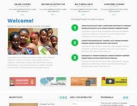 #15 untuk Build a world-class school website oleh lassoarts