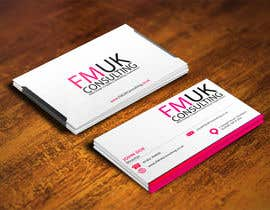 #12 untuk Design a leaflet and business card for FMUK Consulting oleh mohanedmagdii