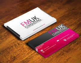 #22 untuk Design a leaflet and business card for FMUK Consulting oleh mohanedmagdii