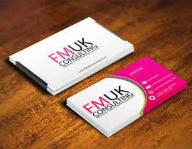 #32 untuk Design a leaflet and business card for FMUK Consulting oleh mohanedmagdii