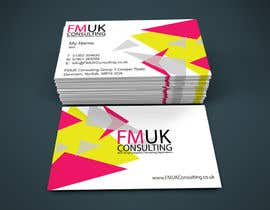 #24 untuk Design a leaflet and business card for FMUK Consulting oleh codigoccafe