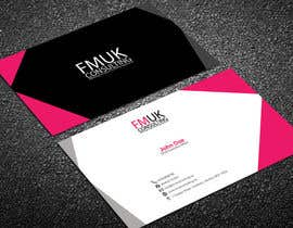 #50 untuk Design a leaflet and business card for FMUK Consulting oleh Jumurafrin04