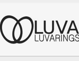 #118 cho Design a Simple Logo for LUVA Silicone Wedding Rings bởi MarouaneDEV