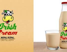 #1012 untuk Design a logo and bottle label for Hong Kong Distillery Irish cream oleh taraskhlian