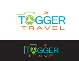 nº 89 pour Design a Logo for Togger Travel par XpertgraphicD