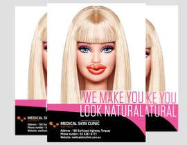 #19 untuk Design an  eye catching Advertisement for skin cancer and cosmetic clinic oleh Christina850