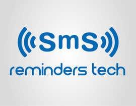 #24 untuk Design a Logo for sms reminders tech oleh flowkai