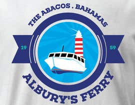 #24 for Design a T-Shirt for Alburys Ferry , Abaco Bahamas by tengkushahril
