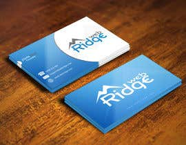 #24 untuk Design some Business Cards for Ridge Web oleh mohanedmagdii