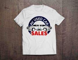 magepana tarafından Design a  Logo Mockup for AV Used Car Sales için no 17