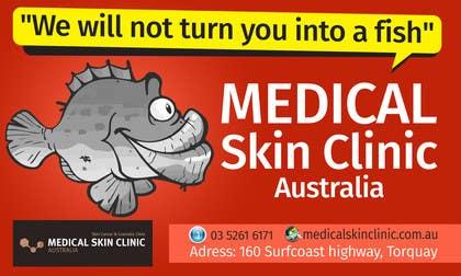 sameer6292 tarafından Design an Advertisement for a skin cancer and cosmetic clinic için no 11