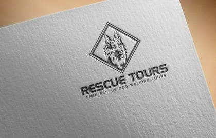 #61 untuk Logo Design, Help Rescue Dogs oleh farooqshahjee