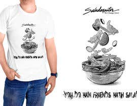 #3 untuk Design a T-Shirt for our team oleh sandrasreckovic