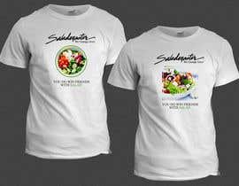 #9 untuk Design a T-Shirt for our team oleh hannastepnykh