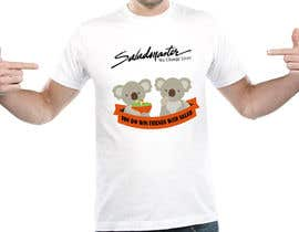 #11 untuk Design a T-Shirt for our team oleh gabrielmatt