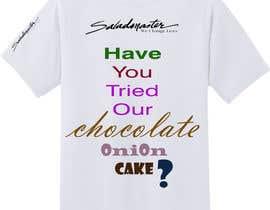 #12 untuk Design a T-Shirt for work 4 oleh shahsherazy
