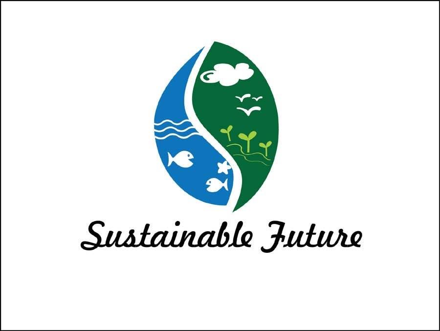 Proposition n°                                        40                                      du concours                                         Logo Design for SustainableFuture