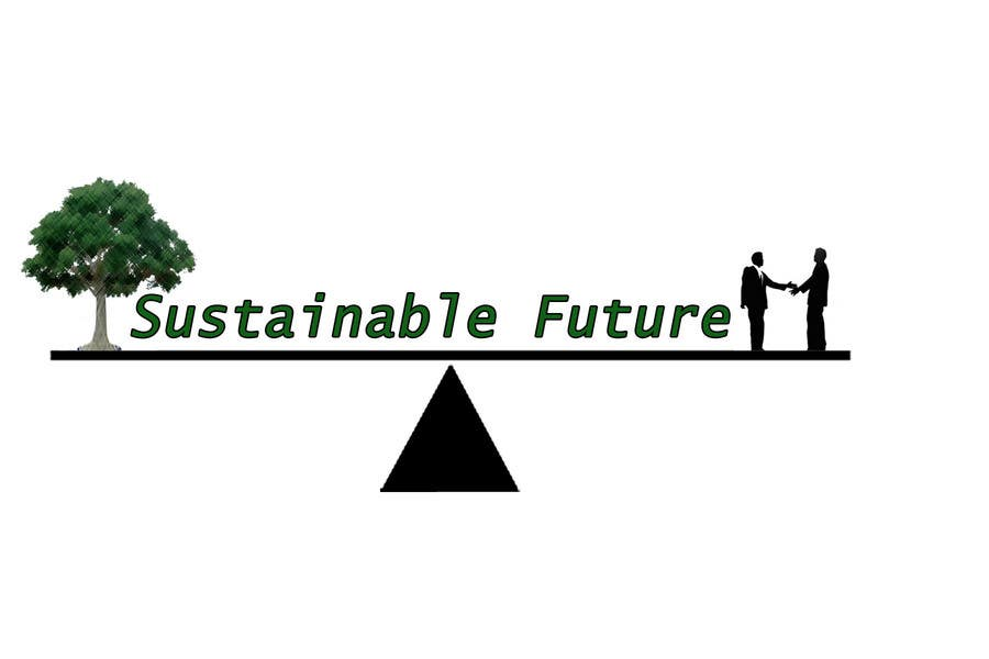 Proposition n°                                        66                                      du concours                                         Logo Design for SustainableFuture