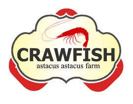 a1friend tarafından Design Logo for a crawfish farm in Austria için no 28