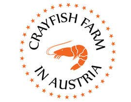 bluedesign1234 tarafından Design Logo for a crawfish farm in Austria için no 4
