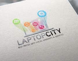 #26 untuk Design a Logo for laptopcity oleh onneti2013