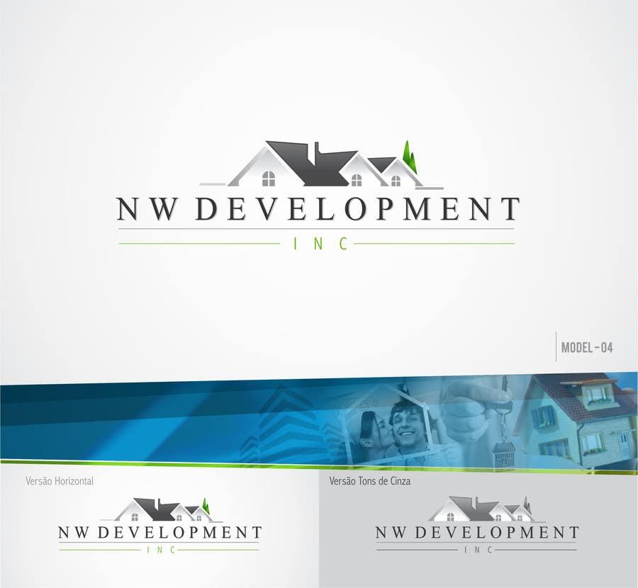 Inscrição nº 56 do Concurso para Logo for New Real Estate Development Company - Company name is NW Development Inc