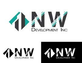 #27 for Logo for New Real Estate Development Company - Company name is NW Development Inc af Warren86