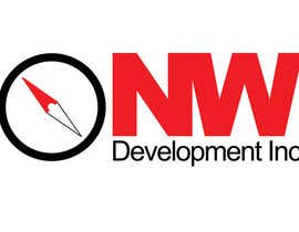 nº 73 pour Logo for New Real Estate Development Company - Company name is NW Development Inc par stanbaker
