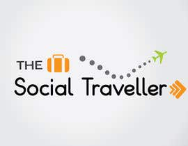 #72 for Logo Design for TheSocialTraveller.com by Sidqioe