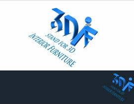 #8 untuk Design a Logo for 3D Interior Design & Custom Furniture company oleh edso0007