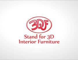 #9 untuk Design a Logo for 3D Interior Design & Custom Furniture company oleh edso0007
