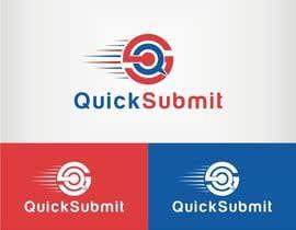 #64 untuk Design a Logo for QuickSubmit -- 2 oleh fijarobc