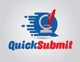 #55 untuk Design a Logo for QuickSubmit -- 2 oleh erangamail