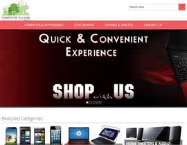 #4 untuk Design a Banner for a small electronics online shop oleh atomixvw