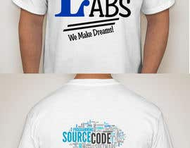 #71 untuk Design a T-Shirt for Larco Labs oleh siddiquisana293
